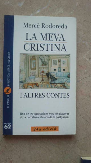 Libro 'la meva Cristina'