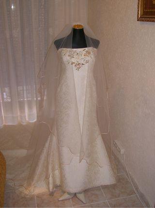 Vestido de Novia - Velo