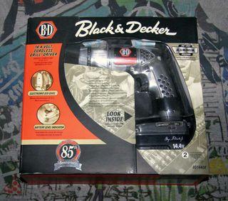 Taladro Inalámbrico Black & Decker 85 Aniversario