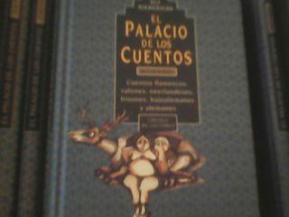 El palacio de los cuentos. Círculo de lectores.