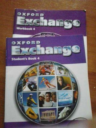 2Libros 4 de la ESO. Inglés. Workbook 4. Oxford Exchange.