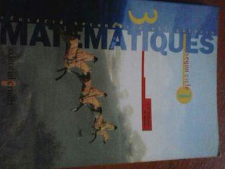 Libro 3-4 ESO MATEMÁTICAS.