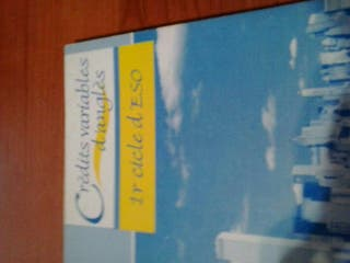 Ingles 1 ciclo. Libro de actividades.