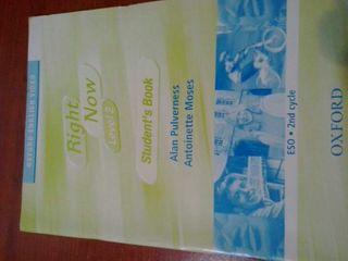 Libro segundo ciclo inglés. Student's book. Level 2. Nuevo sin escribir.