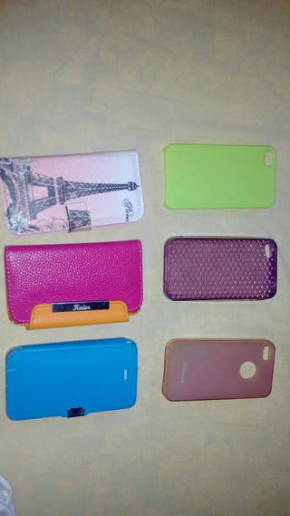 Carcasas y fundas iphone 4