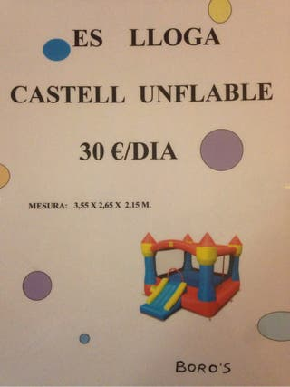 Alquile castell unflabe
