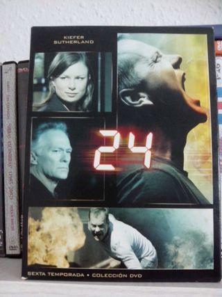 24 Sexta temporada