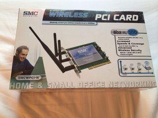 Smc wireless