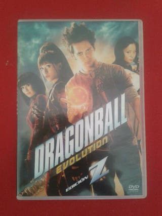 Película(DVD) DragonBall Evolution