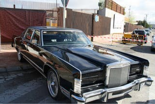Lincoln continental Lowrider Hotrod
