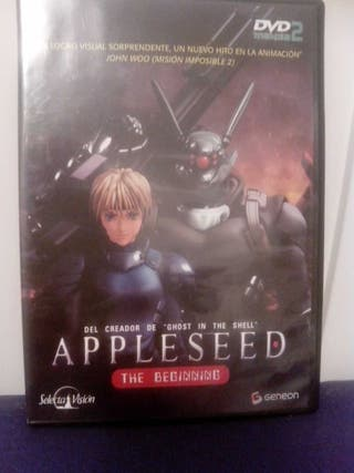 """Appleseed """"The Beginning"""""""