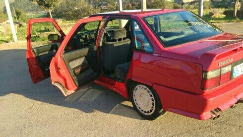 Renault 21 2.0turbo