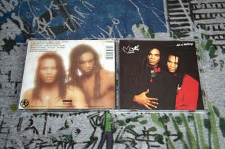 Milli Vanilli - All Or Nothing - CD
