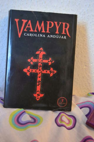 Libro Vampyr