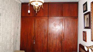 Dormitorio matrimonio madera cerezo