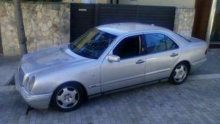 Despiece Mercedes w210 E 2.5td 150cv