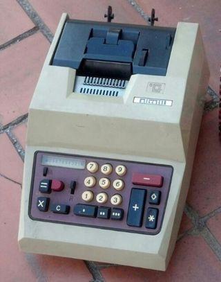 Calculadora «retro» Olivetti
