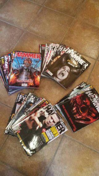 Revistas Metal Hammer en inglés