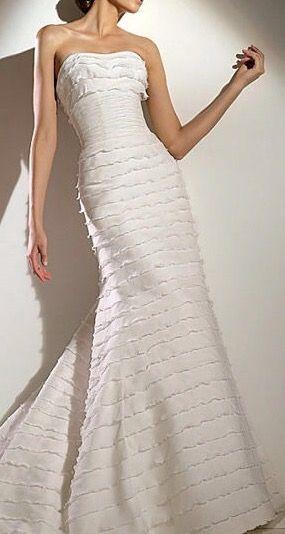 vestido de novia pronovias de segunda mano en elche en wallapop