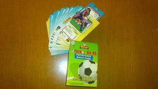 Portafichas Magic-cards, liga 94-95.