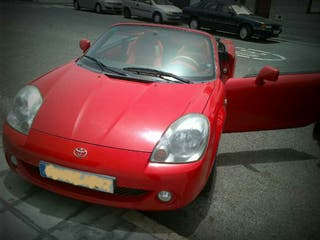 Toyota mr2 1.8 vvti