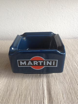 Cenicero Martini Vintage