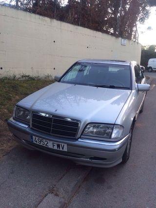 Mercedes c220 diesel 1999 automatico