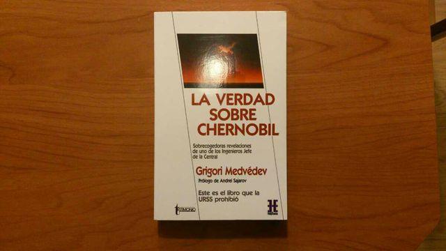 Libro La verdad sobre Chernobil de segunda mano por 50 € en ...