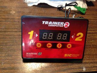 Trainer de scalectric