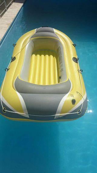 Barca inchable