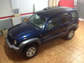 Jeep Cherokee 2,5 CRD Limited, 4x4, Sports