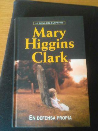 En defensa propia. Mary Higgins Clark