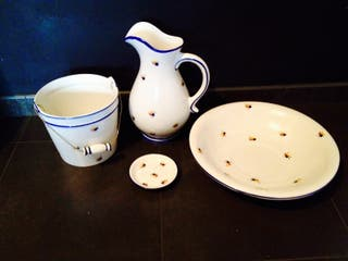 Conjunto de porcelana
