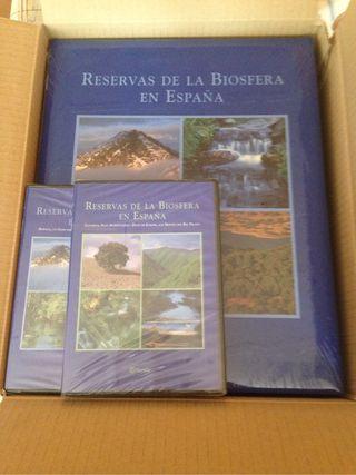 Libros y DVD biosfera editorial Planeta