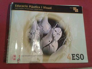 Libro Plástica 4eso McGrawHill Mosaic
