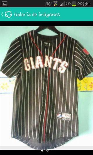 Baseball giants camiseta S