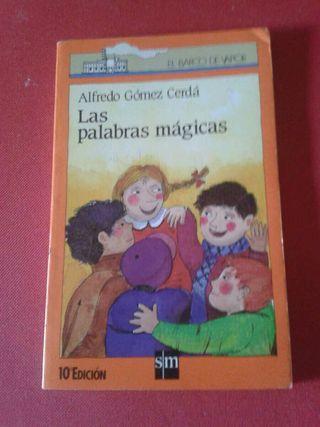 Libro Lectura Las palabras mágicas