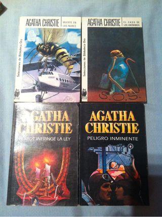 Libros Agatha Christie