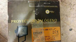 Proyector halogeno