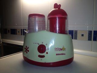 Robot de cocina bebedelice
