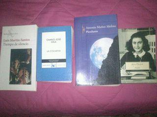 Pack libros literatura