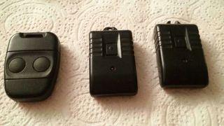 Tres mandos