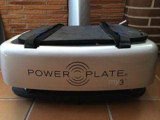 Platafor vibradora POWER PLATE MY3