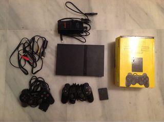 PS2 - 4 Juegos