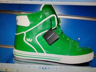 Supra footwear 41 verdes