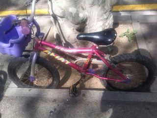 Bici de niño rueda 16