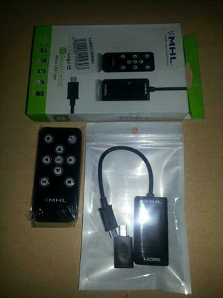 MHL HDTV Adapter Remote Control