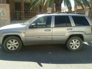 Jeep cheeokee 4700 gasolina 2001