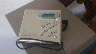 Mini disc Sony