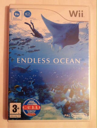 Endless Ocean. Wii.